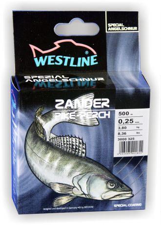 Angelschnur - Zander - Westline Zielfischschnur