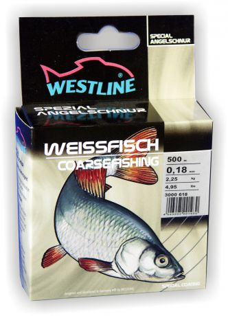 Angelschnur - Weissfisch - Westline Zielfischschnur