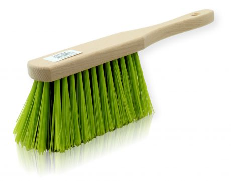 Industriehandfeger Elaston grün