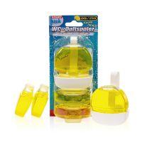 WC Duftspüler 3x 55ml Zitrone Reinex