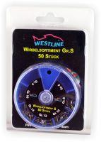 Wirbelsortiment Größe S 50 Stück Westline