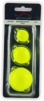 Wasserkugelset Gelb 3 Stück Westline