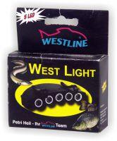 West Light 5 LED Beleuchtung für Basecap Westline