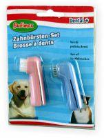 Zahnbürsten-Set Bubimex Hunde Katzen
