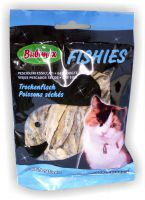 Trockenfisch 50g Katzensnack