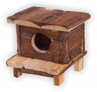 Nagerhaus aus Holz