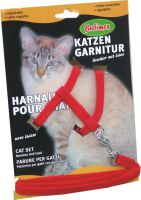 Katzengeschirr farbig