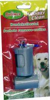 Hundekotbeutelspender mit Ersatzrollen