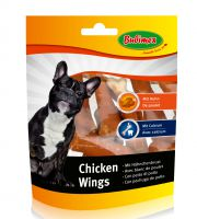 Calcium Snacks Chicken Wings 100g Bubimex