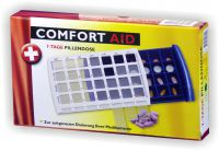 Pillendose 7 Tage Pillenbox Comfort Aid