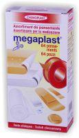 Megaplast  64teilig Pflaster Verbandset