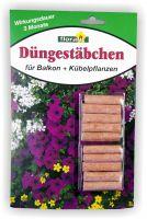 30 Düngestäbchen für Balkonpflanzen