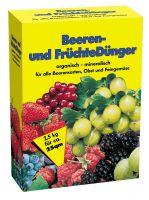 Beerendünger Früchtedünger 2,5 kg Packung
