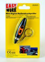 Digitaler Reifendruckprüfer 0,2 - 6,9 BAR