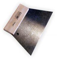 Flächenspachtel Stahl 18cm , glatt