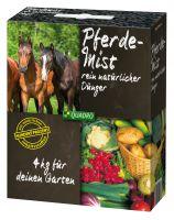 Pferdemist 4kg Naturdünger