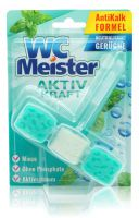 WC Meister WC-Einhänger/ Duftspüler 45g Minze