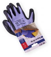 Aqua Grip Handschuhe Gr. 8 / 9 / 10