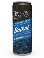 Baikal Russisches Kultgetränk Kräuter-& Zitronengeschmack 330 ml (EINWEG)