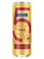 Bier Baltika Gold No. 5 - 450ml