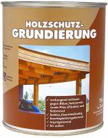 Holzschutzgrundierung farblos 0.75L