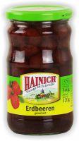 Hainich Erdbeeren 370ml Glas (GP:3,21¤/l)
