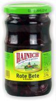 Hainich Rote Bete 370ml Glas (GP:2,14¤/l)