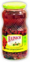 Hainich Rote Johannisbeeren 580ml Glas (GP: 2,56¤/l)