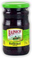 Hainich Rotkraut 370ml Glas (GP:2,14¤/l)