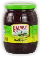 Hainich Rotkraut 720ml Glas tafelfertig (GP:1,23¤/l)