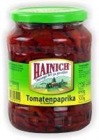 Hainich Tomatenpaprika in Streifen 720ml Glas