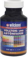 Abtönfarbe Schwarz 250ml