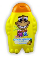 Kinder Duschgel und Shampoo Gel 300ml Fruit Parade